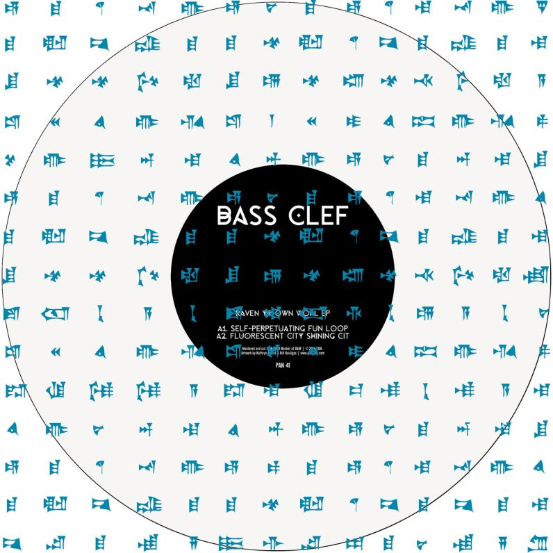 Raven Yr Own Worl - Bass Clef