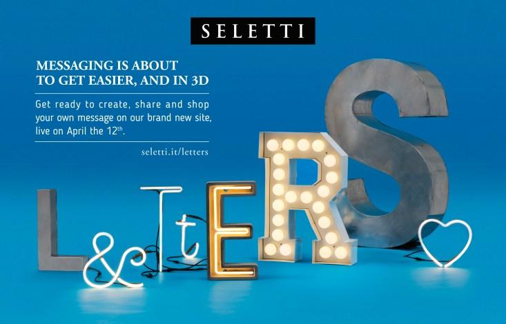 Letters / Seletti