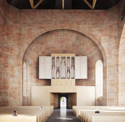 Parochialkirche - © Kuehn Malvezzi