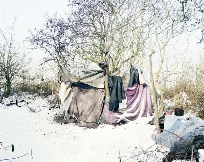 Calais, France, February 2009