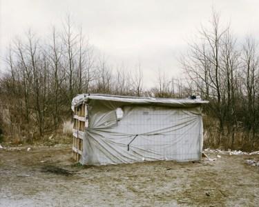 Calais, France, March 2008