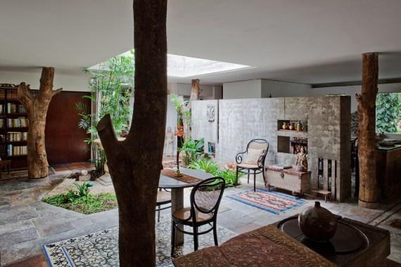 Vilanova Artigas, Casa Elza Berquò - © Nelson Kon