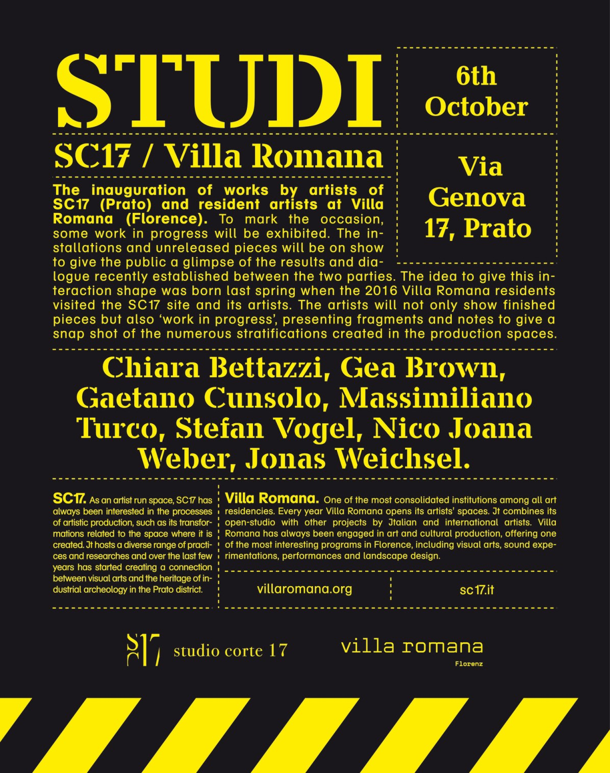 STUDI - SC17 / Villa Romana