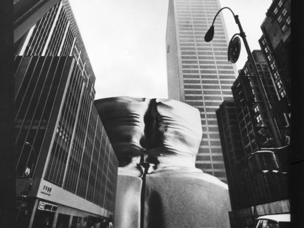 Francesco Somaini - Sfinge di Manhattan