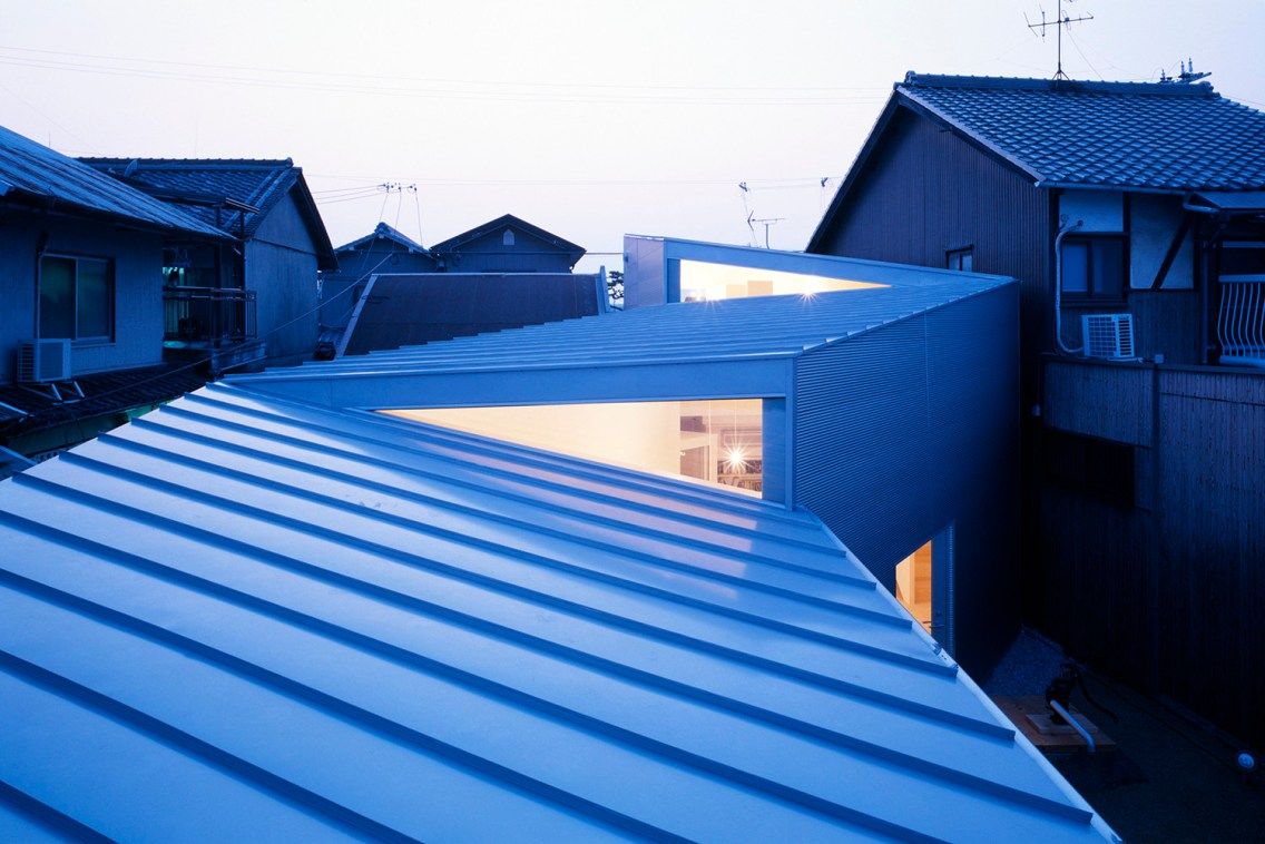 Kei Sugino / House Twisted - Alphaville Architects