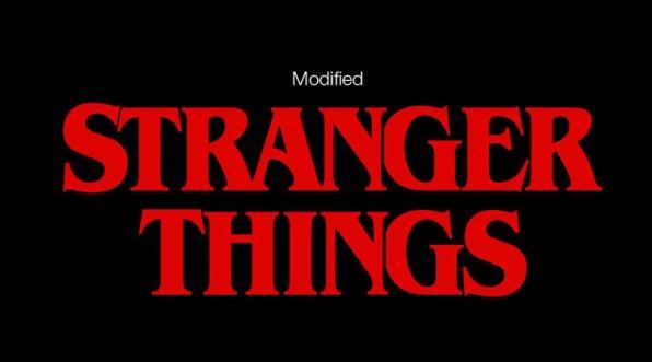 stranger things logo mod