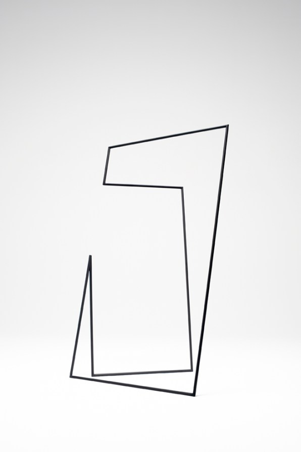 Thin black lines, Nendo