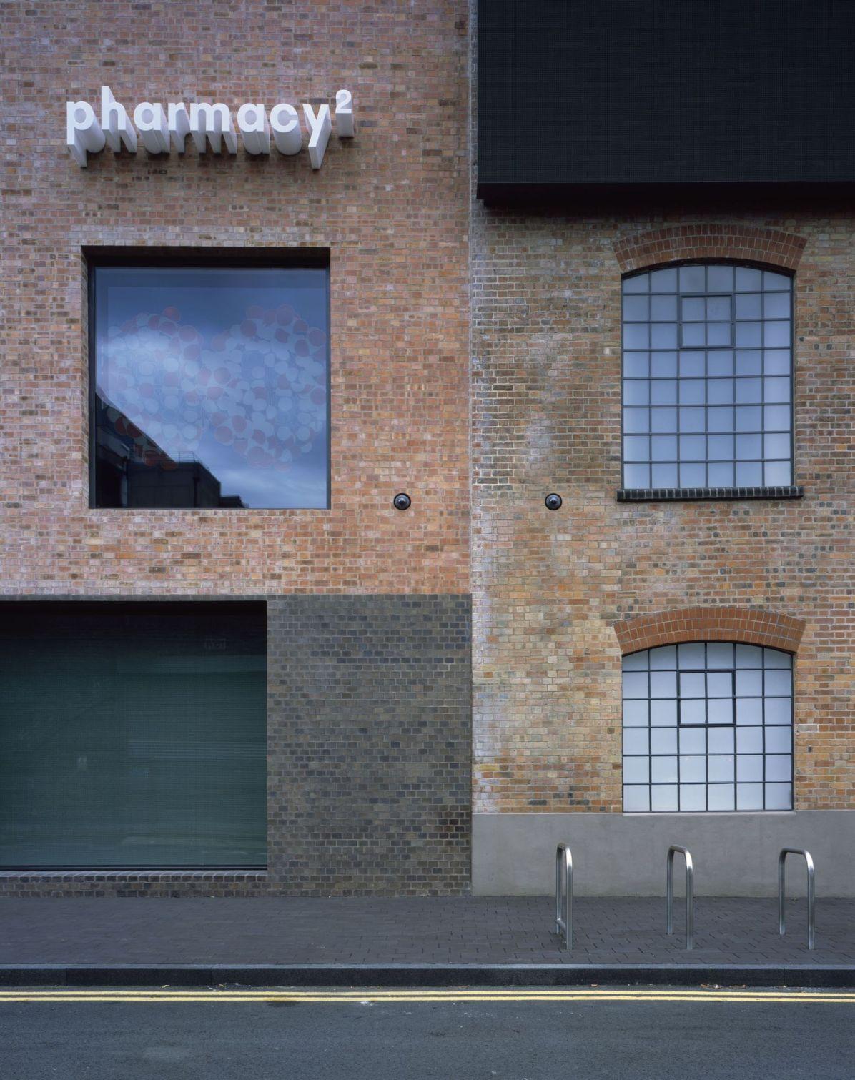 Newport Street Gallery, Caruso St John - © Hélène Binet