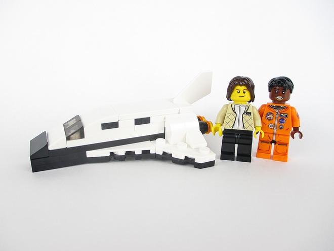 Mai Jemison e Sally Ride