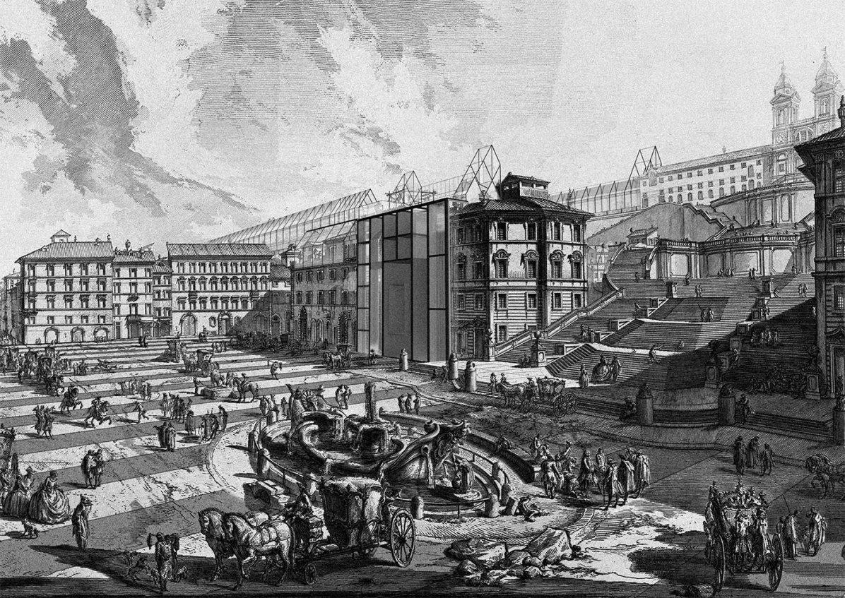 Roma Interrotta - Dardi - Pasquale Iaconantonio