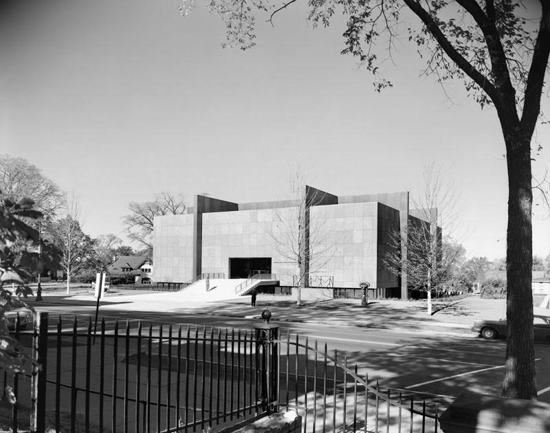 Munson-Williams-Proctor Arts Institute - Ezra Stoller/Esto