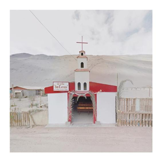 Church in Arica y Parinacota Region, Chile