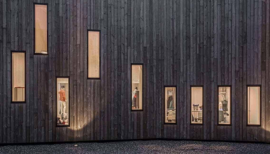 Johnny Bratseth - Romsdal Folk Museum, Rejulf Ramstad Arkitekter