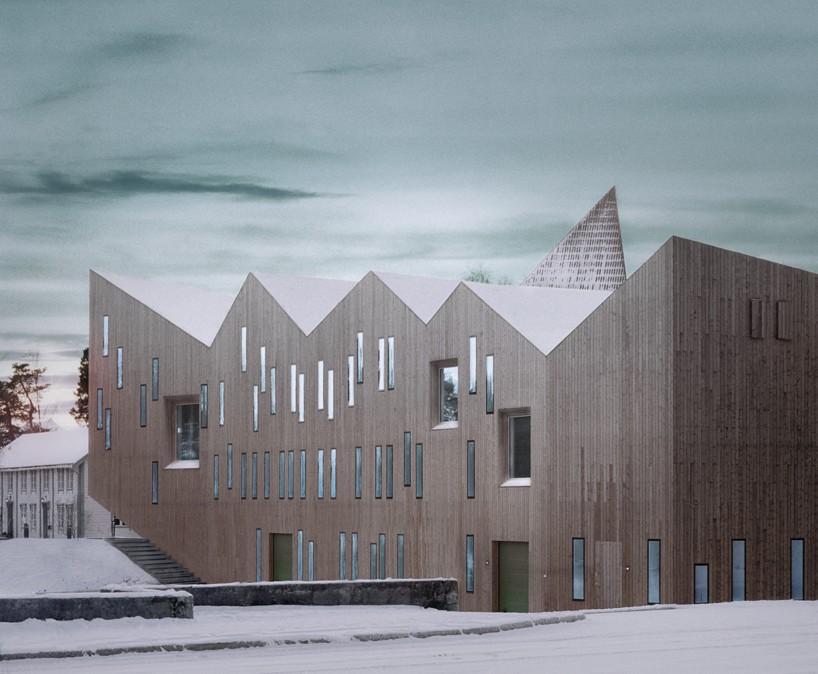 Kjell Herskedal - Romsdal Folk Museum, Rejulf Ramstad Arkitekter