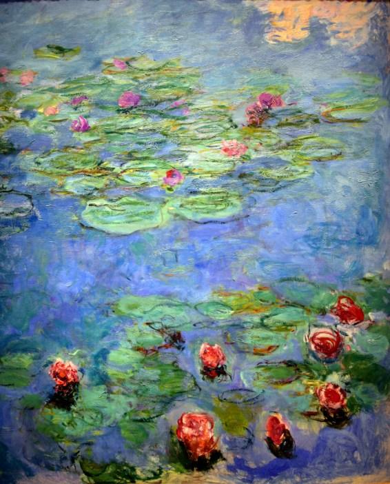 En-Plein Air // Water Lilies // Claude Monet – Matteo Mauro