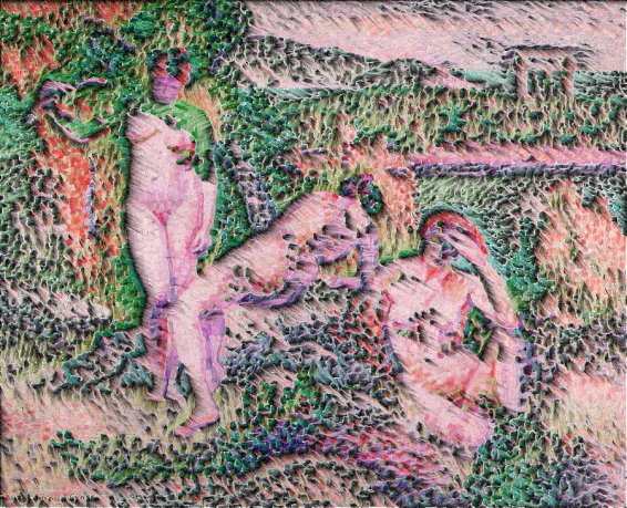 En-Plein Air // Neo Impressionism // Henri Edmond Cross – Matteo Mauro