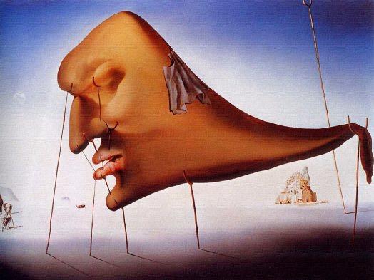 Salvador Dalí – Le Sommeil (1937)