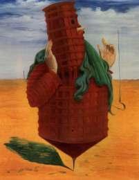 Max Ernst, Ubu Imperator, (1923)