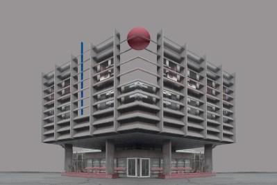 Deconstruction – Balazs Csizik