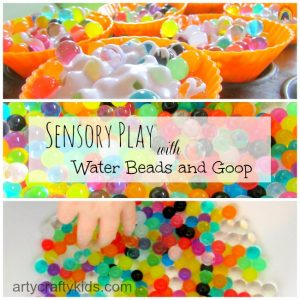 Arty Crafty Kids - Sensory Play