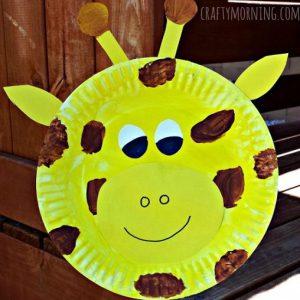 Arty Crafty Kids - Kids Craft - 20 Amazing Animal Paper Plate Crafts