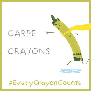 Arty Crafty Kids - Book Club - #everycrayoncounts