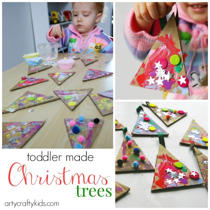 Toddler Christmas Trees