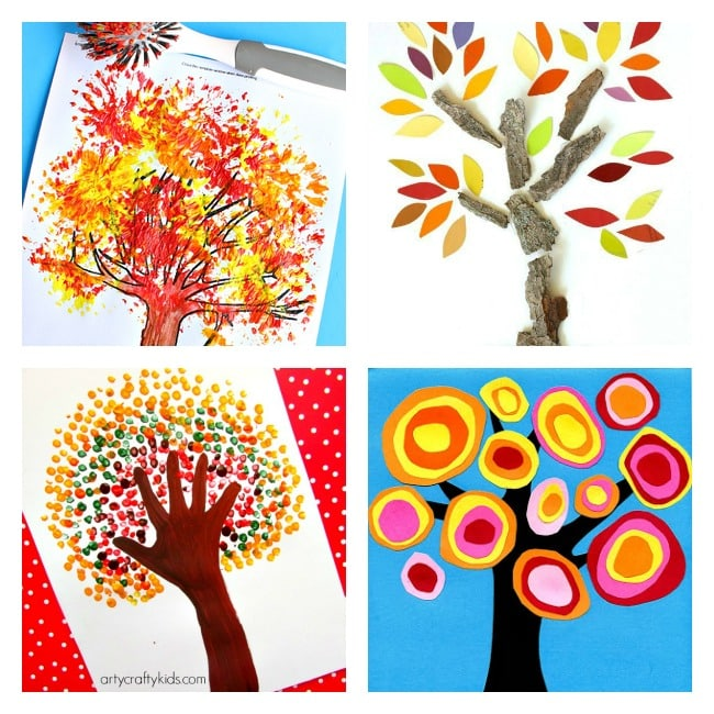 Autumn Crafts For Toddlers Age