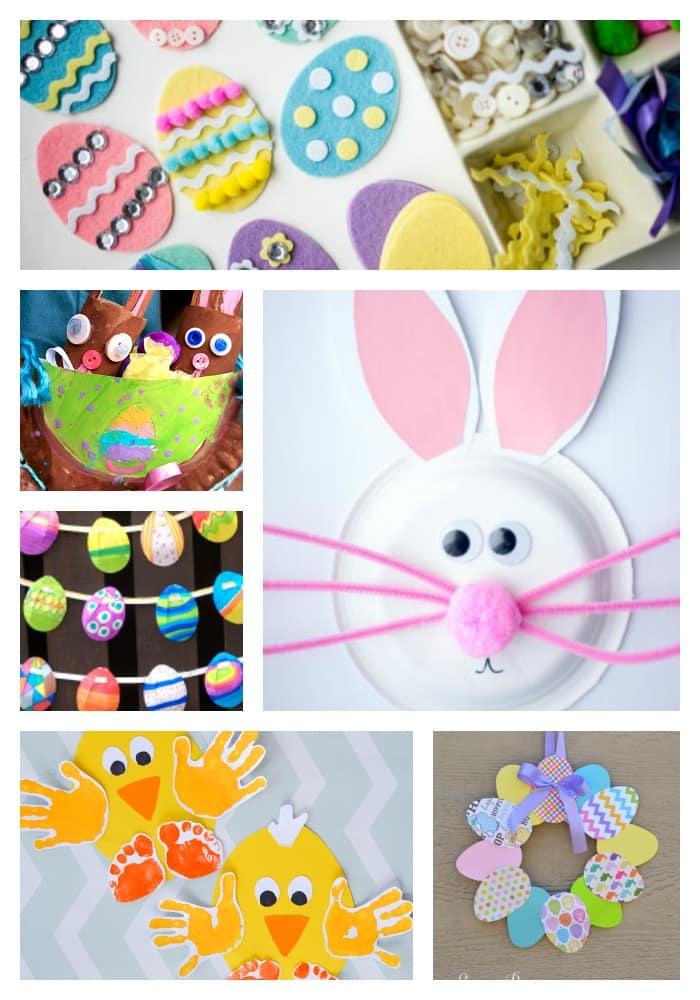Arty Crafty Kids | Craft | Easter Crafts for Kids | 22 Super Cute Easter Crafts