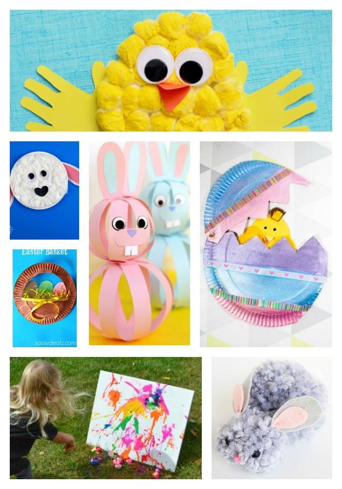 Arty Crafty Kids   Craft   Easter Crafts for Kids   22 Super Cute Easter Crafts