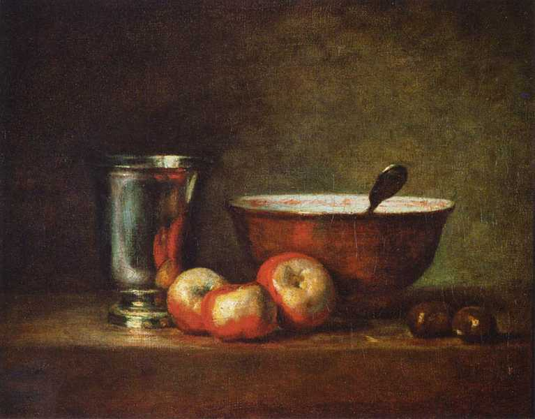 Chardin  The Master of Still Life Painting