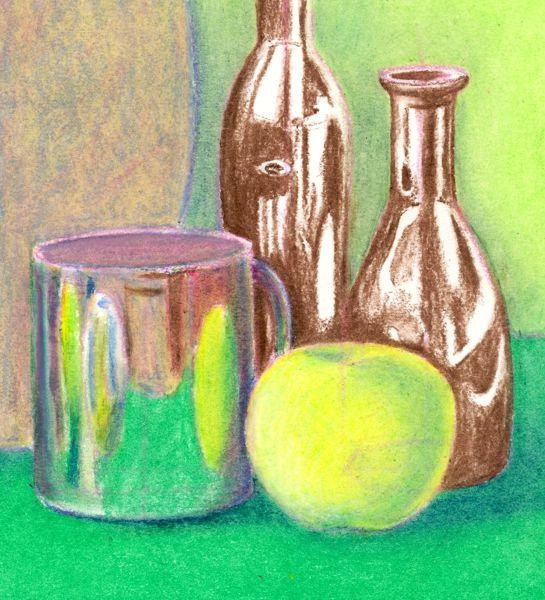 still life techniques oil
