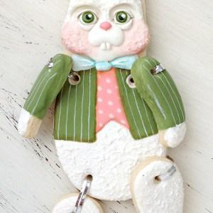 Arty McGoo's Bunny Cookie Cutter Set