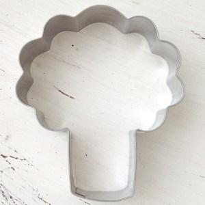 Arty McGoo's Flower Pot Cookie Cutter