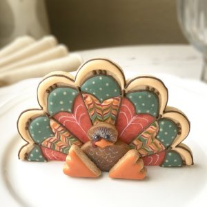 Arty McGoo's Turkey Cookie Cutter Set