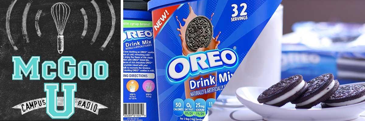 Holiday Fun, Oreo Drink Mix, Would you eat it, Kellogg Selloff and more