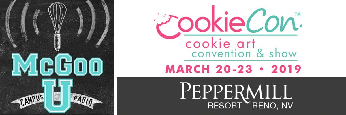 CookieCon 2019 in Reno is HERE! We Chat with Mike & Karen, A New Arty Mcgoo Website and March McGoo U!