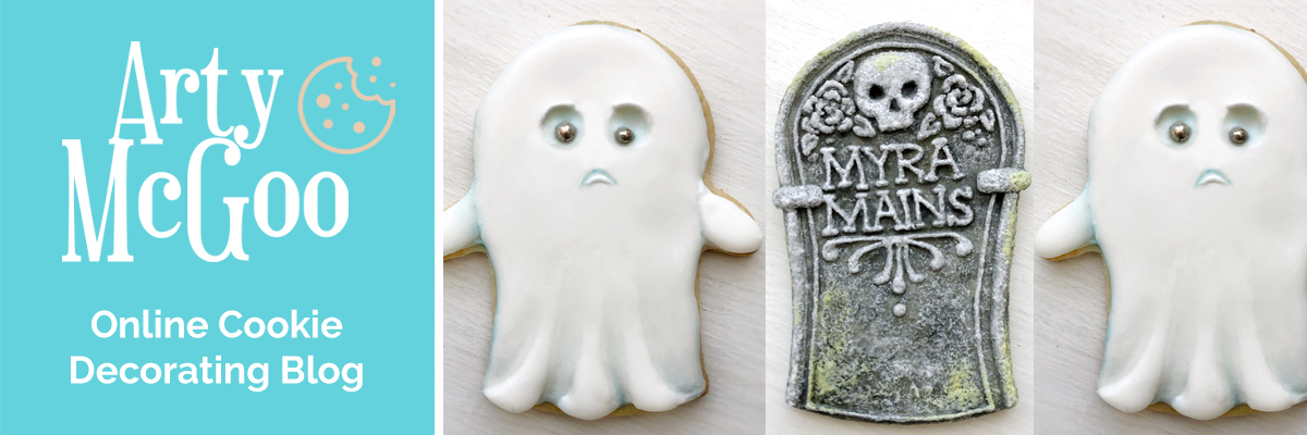 A Year of Cookies: One Cutter October