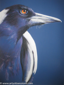 Magpie (Sold)