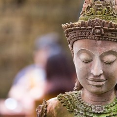The Hidden Terracotta Garden – Peace and Quiet in the Heart of Chiang Mai