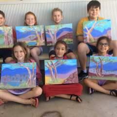 Arty Kids get Creative again!