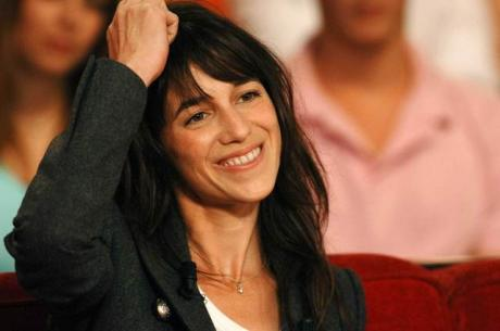 Charlotte gainsbourg cannes 2009