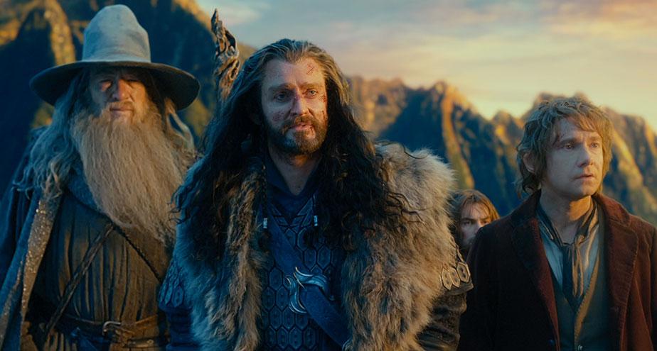 Le Hobbit 3 : Les cinq armées, c'était pas ma bataille