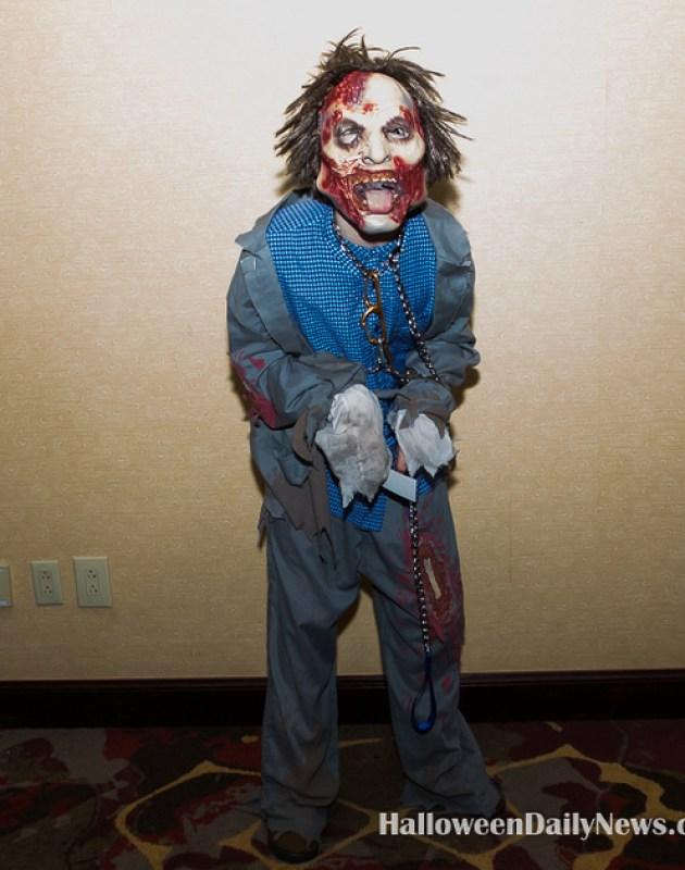 Mad Monster Expo 2021 Kids Costume Contest Winner Noah Funderbulk