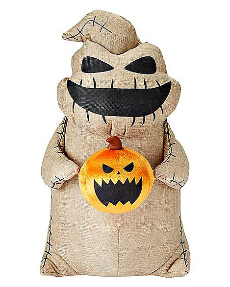 Oogie Boogie Greeter Decoration