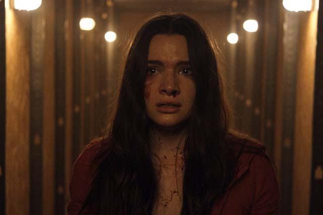 Katie Stevens stars in 'Haunt'.