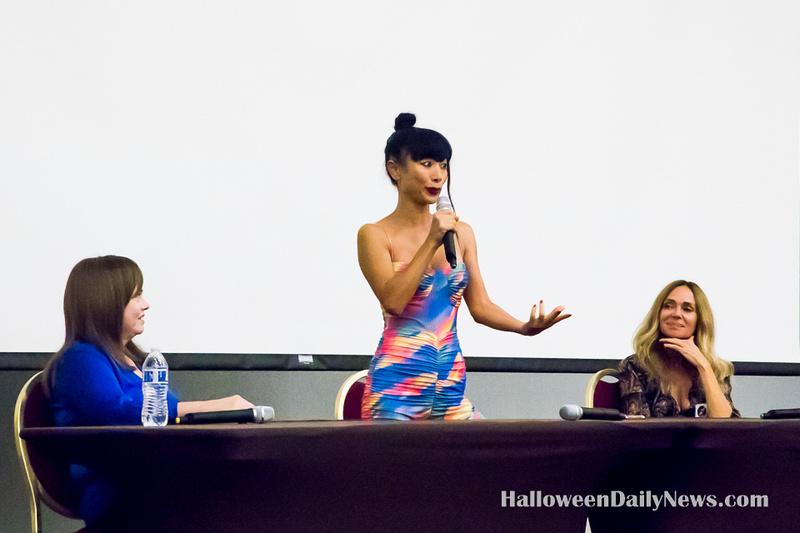 Jeannine Taylor, Bai Ling, Vanessa Angel
