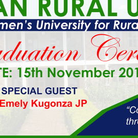 ARU TO HOLD HER 5TH GRADUATION CEREMONY ON 15TH NOVEMBER, 2019