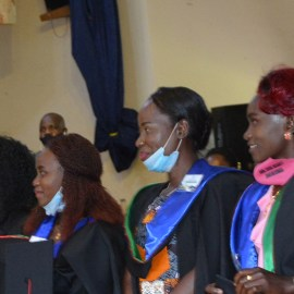 11 students awarded Bachelors Degree in Rural Development
