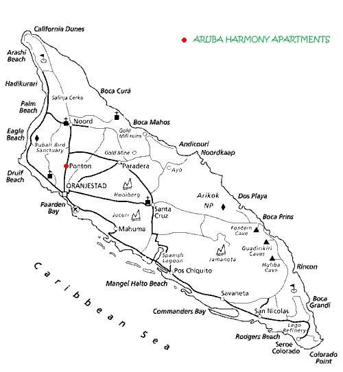 Aruba Guide